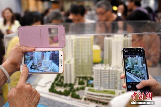 """香港實施""""空置稅""""條例草案刊憲 特首六項房策措施全到位"""