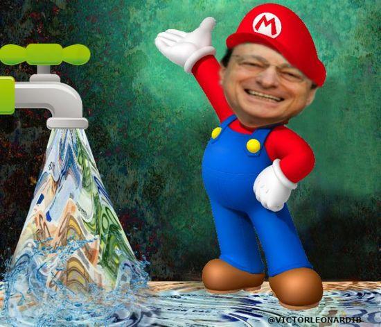 大放水,欧洲央行降息并重启QE!全球市场剧烈波动,负利率时代真来了