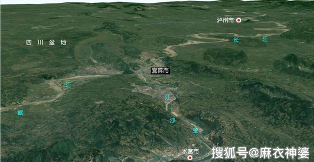 <b>四川龙脉的3D全景高清展示</b>