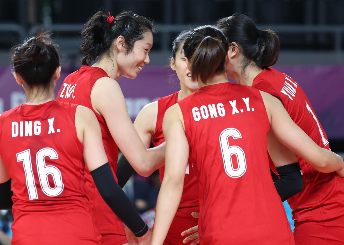 2019女排世界杯开赛在即,中国女排携手金锣实力出征