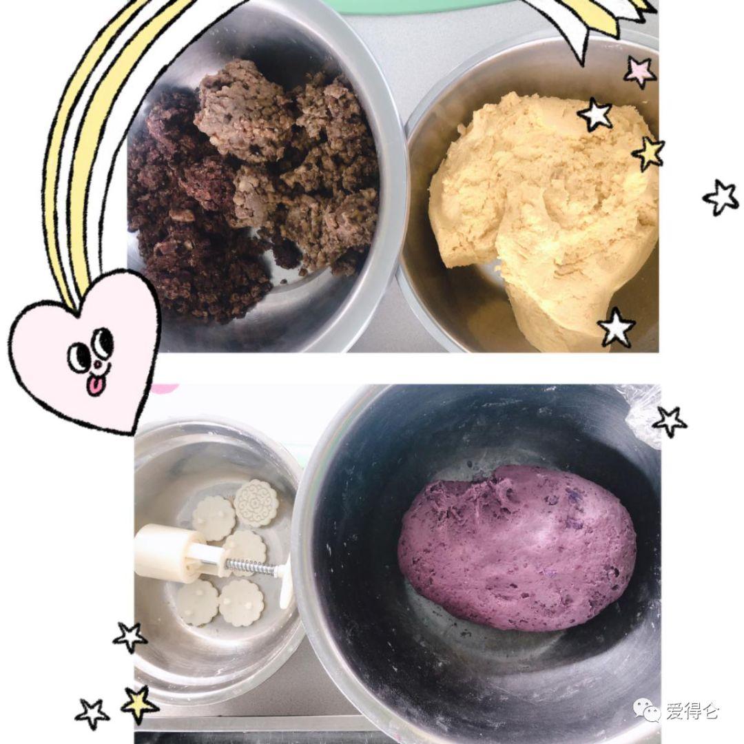 爱得仑幼儿园 巧手做月饼 ,喜迎中秋节