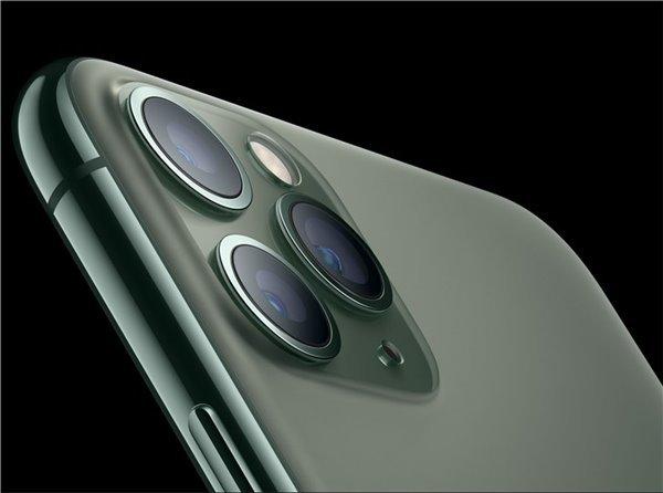 苹果公布iPhone11Pro最新三摄样张