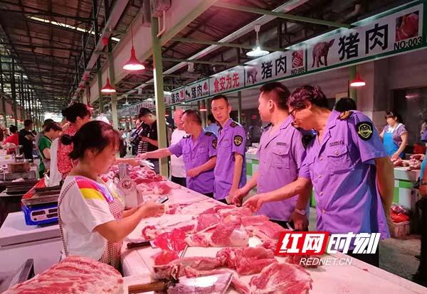 衡阳:大力开展中秋国庆双节前食品