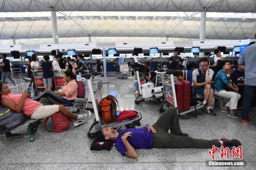 香港民航處提醒市民勿滋擾航班飛行
