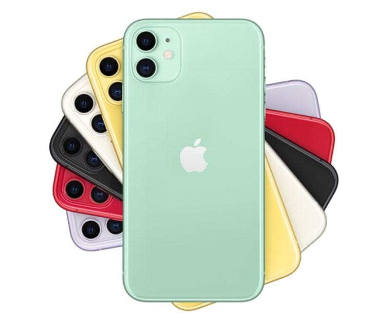 5499元至12699元,苹果iPhone11/Pro/Max今日开启预售