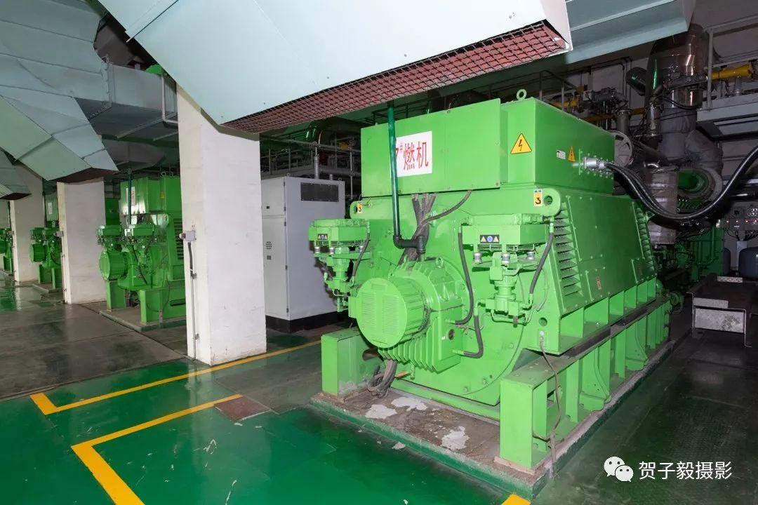 5mw组合快装凝气式汽轮机,4台余热锅炉,3台(25000kva)主变压器,瓦斯预