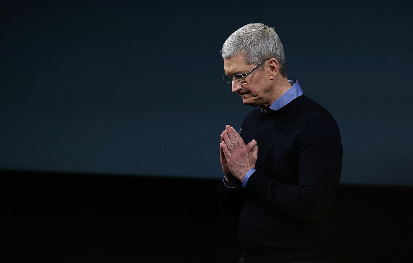 苹果的核心权力圈