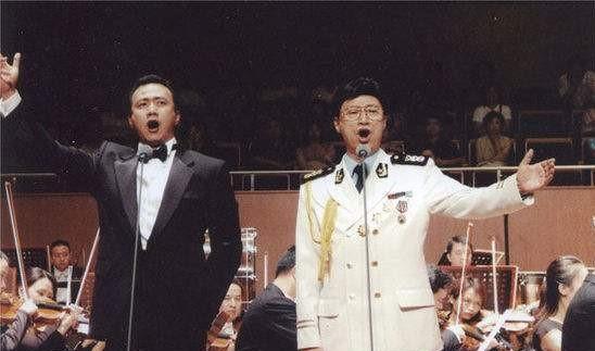 胡军父亲、著名歌唱家胡宝善离世,是著名歌唱家胡松华亲弟弟