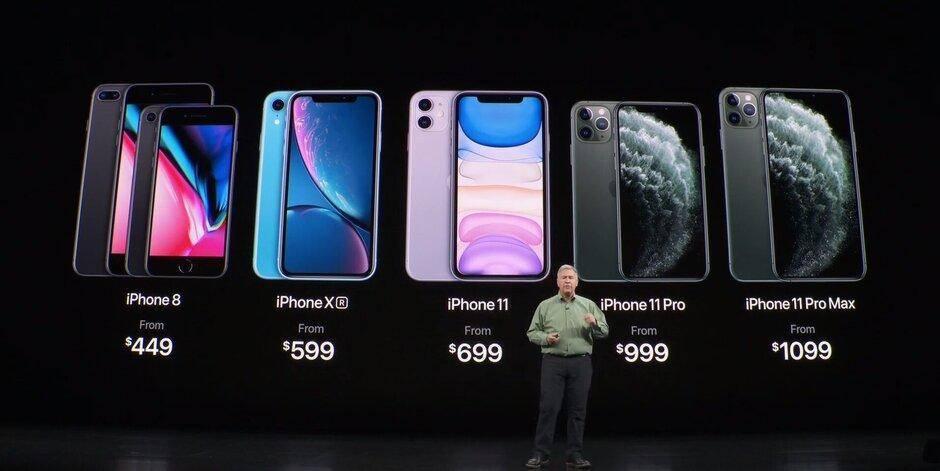 原创64G版就是一个笑话?iPhone11系列该选多大存储版本