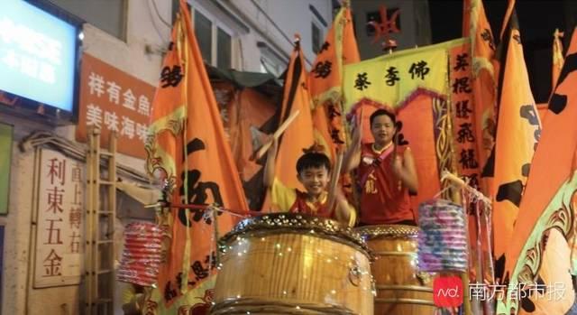 香港仔中秋舉辦火龍盛會,市民寄望香港盡快止暴制亂,恢復安寧