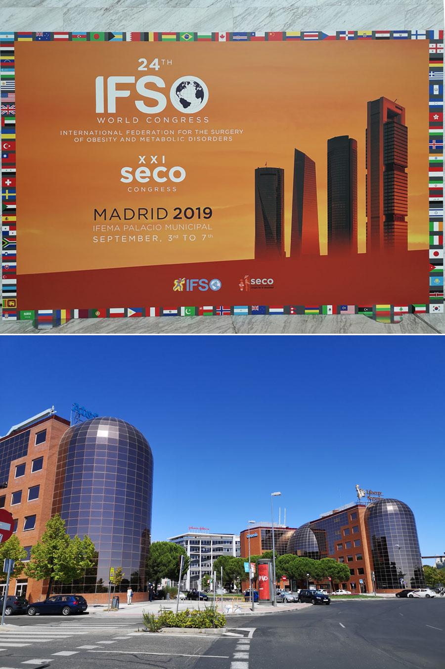 减重大咖齐聚西班牙,2019年第24届国际肥胖与代谢病外科联盟世界大会顺利召开