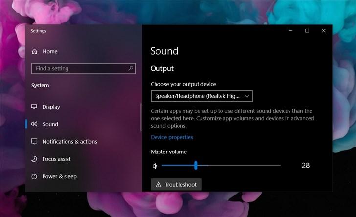 微软承认Windows10补丁KB4515384损坏了音频