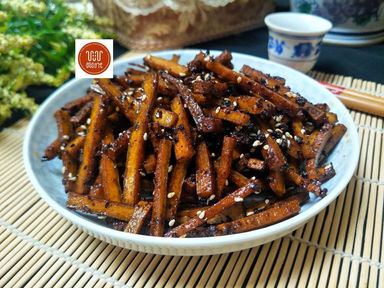 豆腐干新做法,麻、辣、鲜、香,很棒的下酒下饭菜,配方一看就懂
