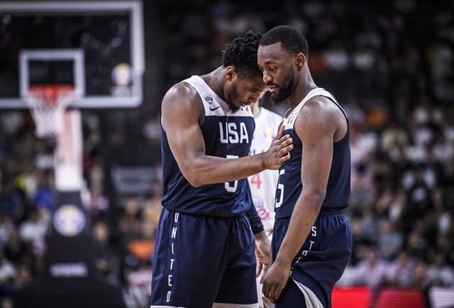 美国男篮世界杯铩羽而归!明年奥运会必须上大牌,他们没有优势了