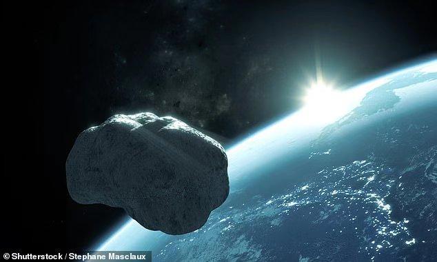 两颗小行星中秋时代持续飞掠地球,会撞过去吗?NASA盯得很紧
