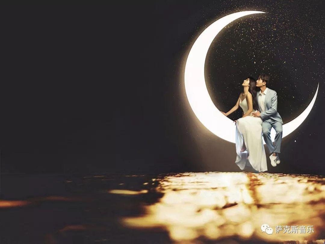 【月亮代表我的心】鄧麗君懷舊金曲(肯尼基唯美經典高音薩克斯音樂)圖片