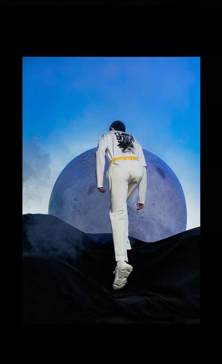 【卡宾】登月逐梦,致敬七十 | Cabbeen×中国航天文化