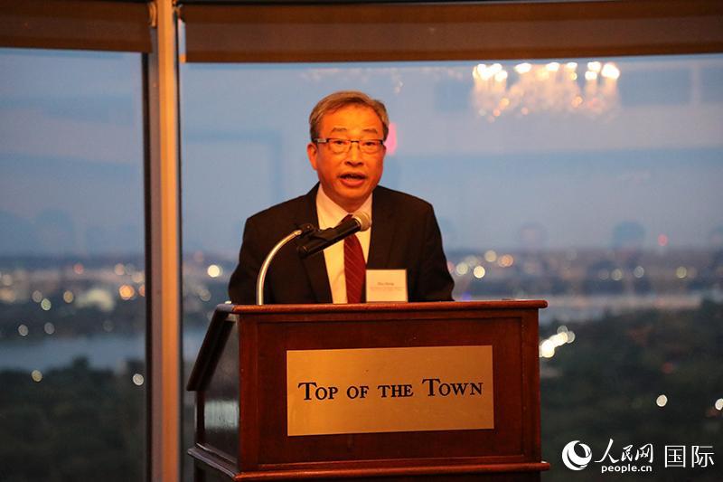 美国中国总商会-华盛顿分会举办2019年中秋节晚宴