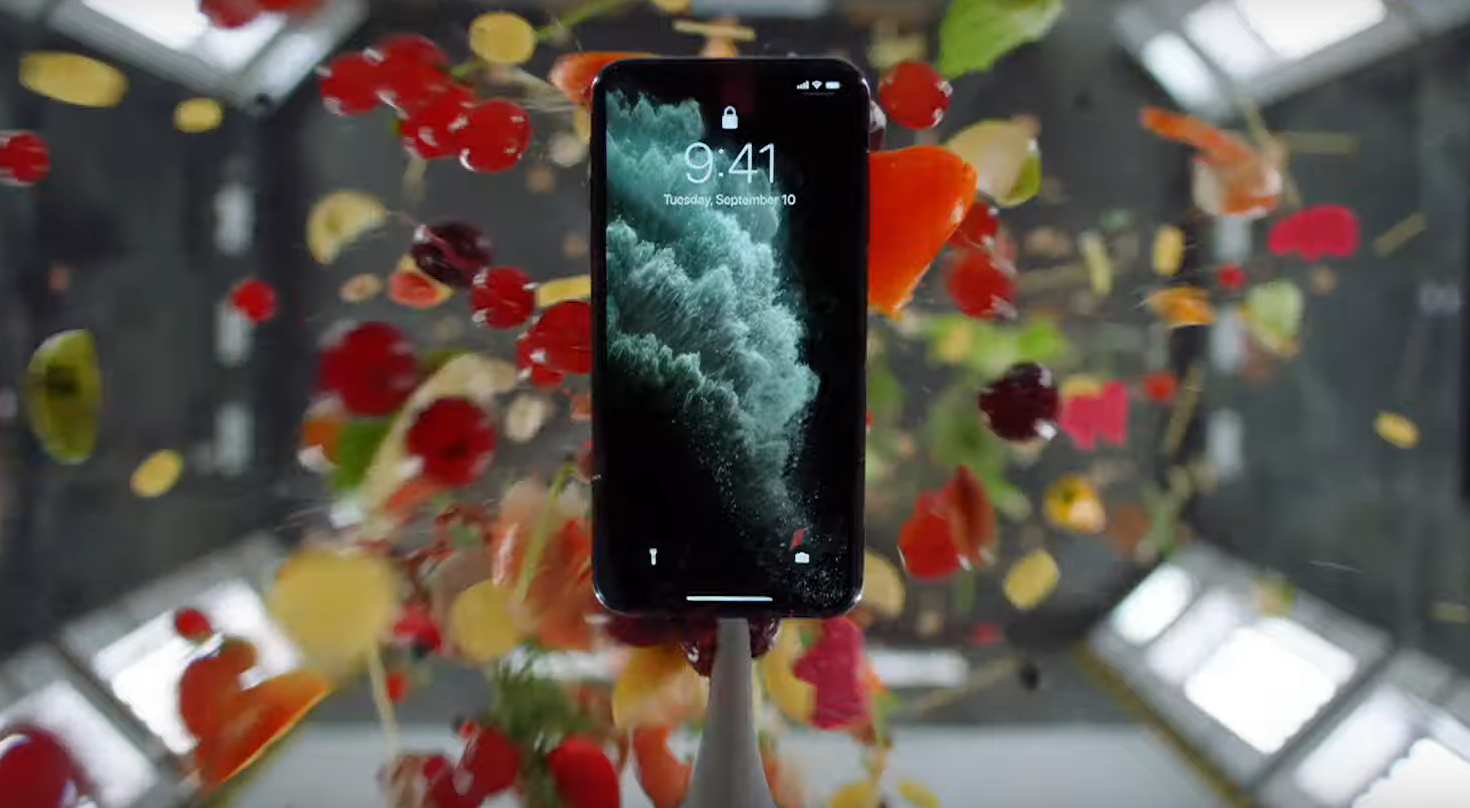 令人惊艳!苹果发布iPhone11Pro系列广告,突出耐用性和相机功能