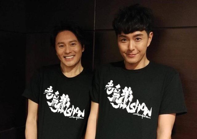 """TVB小生新戏首次扮演""""娘娘腔""""曾因说错一句话被封杀多年"""