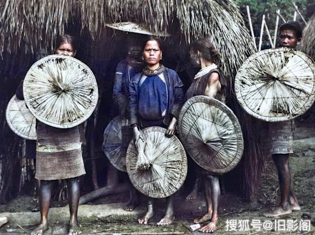 三十年代初海南岛,琼崖原住民生活