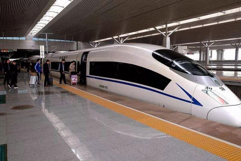 成都至巴中高铁来了 途经南部 中江 三台 盐亭