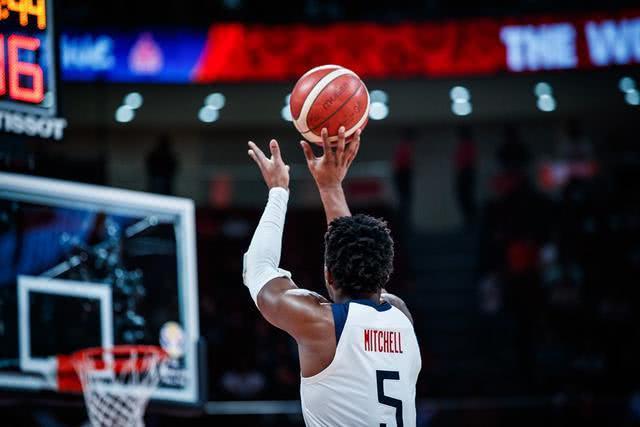 美国男篮创耻辱纪录,史上最差仅第七,黑马10-0险克梦之队