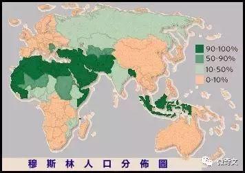 2021中国穆斯林人口_全球的穆斯林人口 中国穆斯林数量超欧洲总和