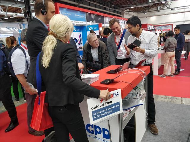 全球最大消费电子展柏林IFA,GPD各款产品引发关注