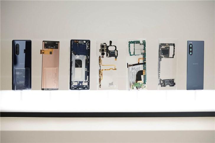 【IT之家】索尼官方解答:Xperia 5是新旗舰,和Xperia 1是并列关系