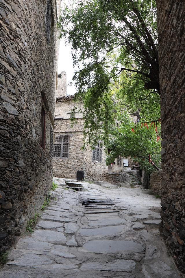 成都桃坪羌�_带您探访2000多年羌族建筑艺术活化、神迷的东方古堡四川阿坝桃