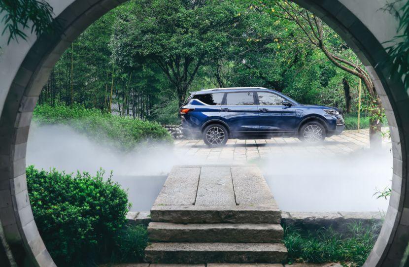 长安欧尚科赛GT 起售价13.28万  会否改变中大型SUV市场格局?