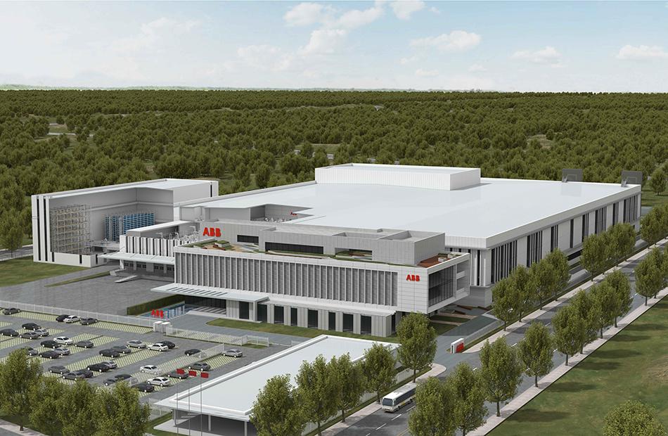 工业机器人市场疲软,ABB为何斥资十亿元逆势建上海新工厂
