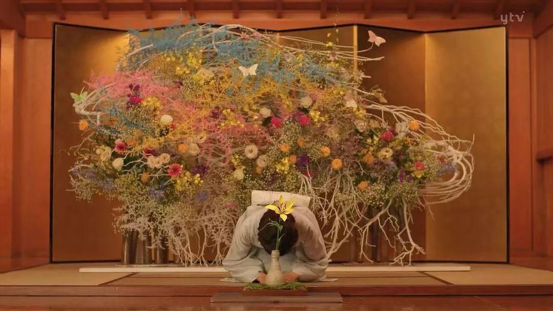 盛放四季 为你而来的秋日opening ceremony | flowery