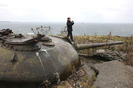 俄将在该岛屿部署导弹系统,覆盖范围包括日本,提前给个下马威