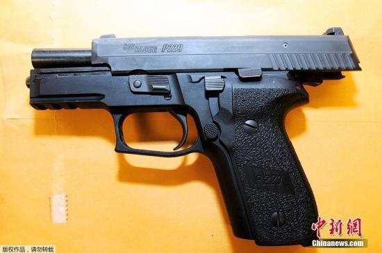 """虚惊两场美弗州阿灵顿一天连发涉""""枪""""警报"""