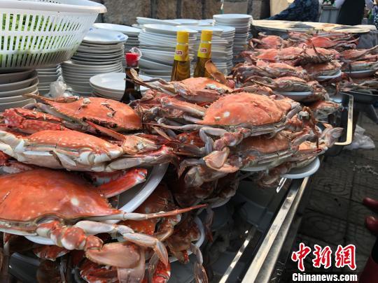 """浙江小渔村里的千人庆丰宴:""""海派""""美味勾勒渔家文化"""