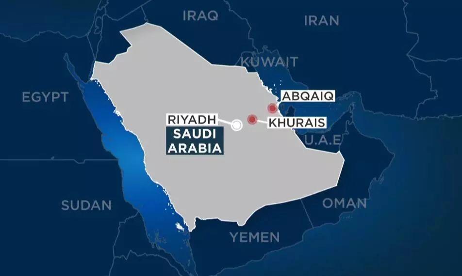 突发!沙特阿美石油公司遭无人机袭击引发爆炸