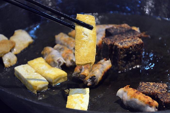 宁德特色山珍海味,厦门传统夜宵煸豆干,在这家店都能吃