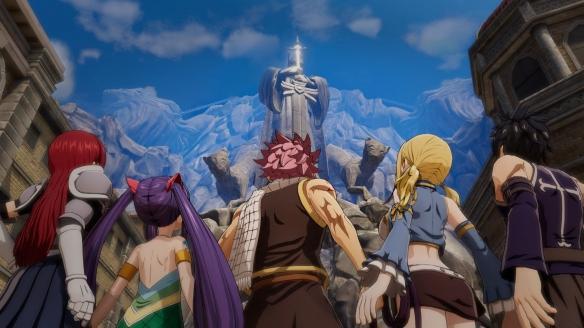漫改RPG新作《妖精的尾巴》中文官方网站正式上线