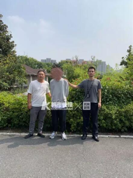 只因多看了他们一眼?杭州男子凌晨在商场门口被5人暴打