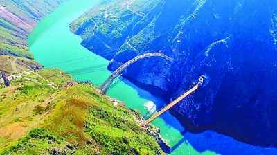 中国新桥 屡创奇迹