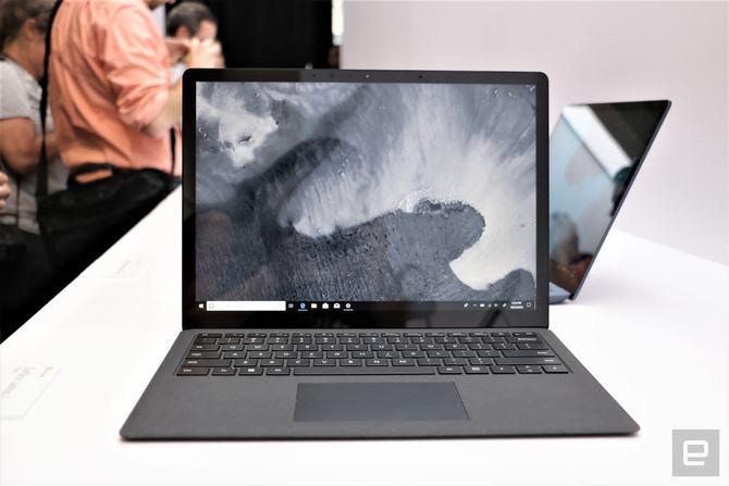 15英寸SurfaceLaptop3即将现身,或将采用AMD处理器?