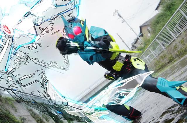 假面骑士01烈咬鲨鱼形态设定公开 数据全面低于基础形态 可切万物