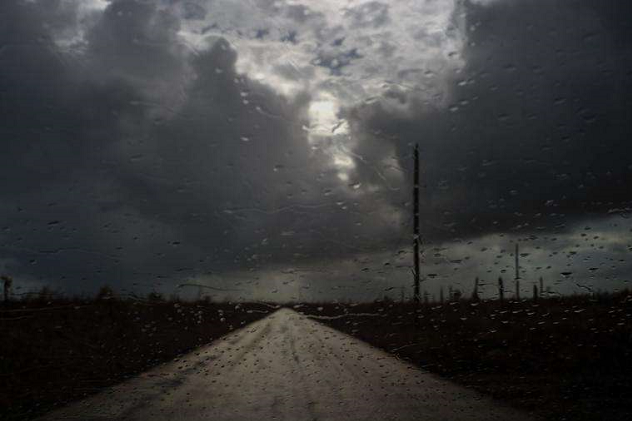 热带风暴来袭巴哈马暂停灾区救援工作