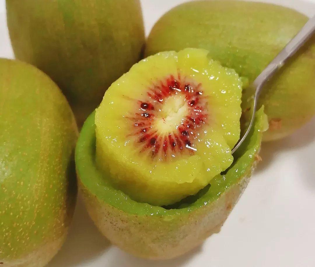 甜�9�_吃过这么多猕猴桃,什么心的最甜?