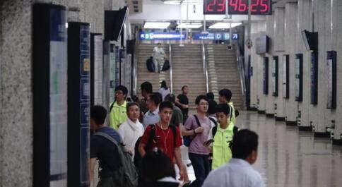 返京高峰即将开启,注意这些路段,部分地铁站封闭