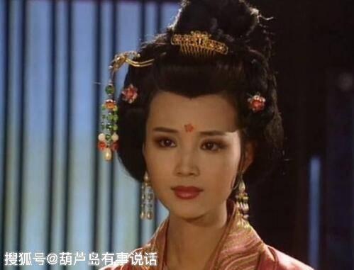 """演""""上官婉儿""""走红,一婚嫁大年夜18岁老公,二婚重组家庭低调幸福"""