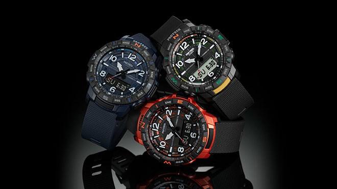 卡西欧推出PRT-B50手表,可与智能手机连接