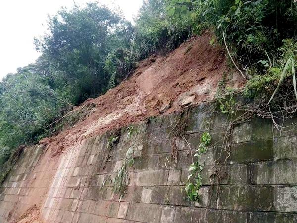 再次发生塌方,京昆高速绵广段二次中断